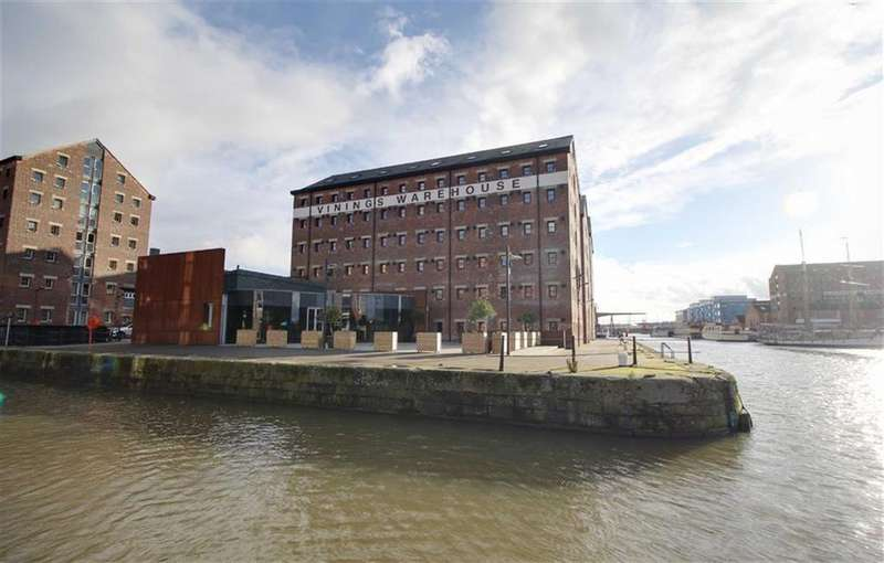 1 Bedroom Apartment Flat for sale in Vinings Warehouse, The Docks, Gloucester