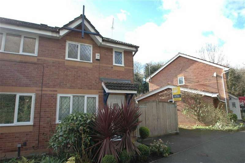 2 Bedrooms Semi Detached House for sale in The Glen, Blacon, Chester