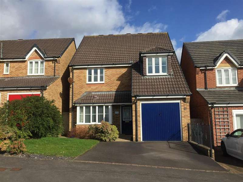 4 Bedrooms Detached House for sale in 95 Miil Race, Neath Abbey, Neath