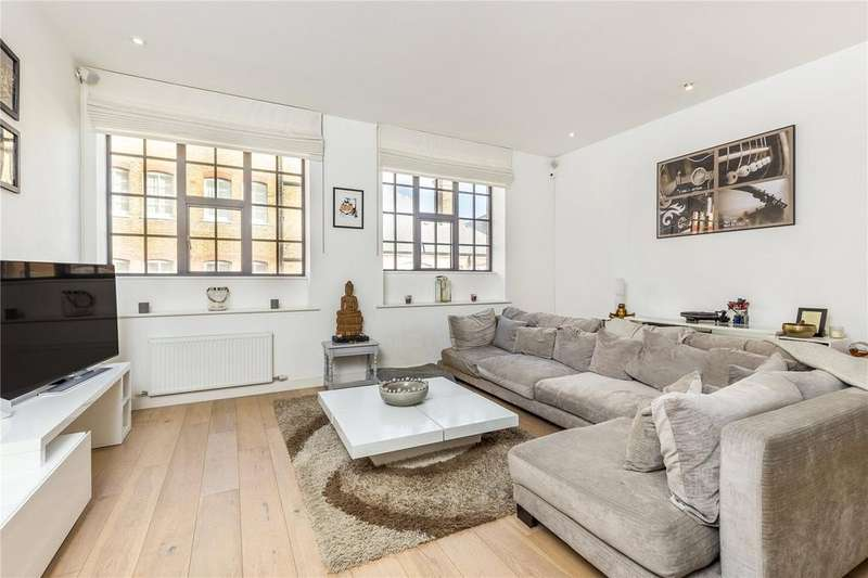 3 Bedrooms Flat for sale in Newpark House, 2 Warple Way, London, W3
