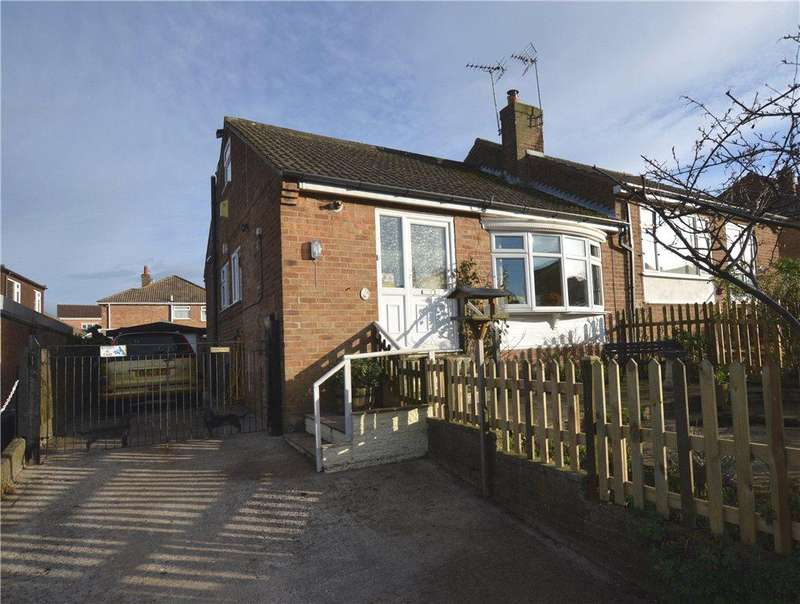 2 Bedrooms Semi Detached Bungalow for sale in Ripley Drive, Harrogate, North Yorkshire