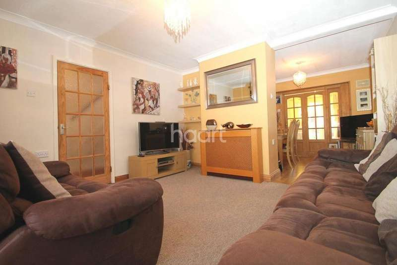 3 Bedrooms Terraced House for sale in PHIPPS ROAD, BURNHAM