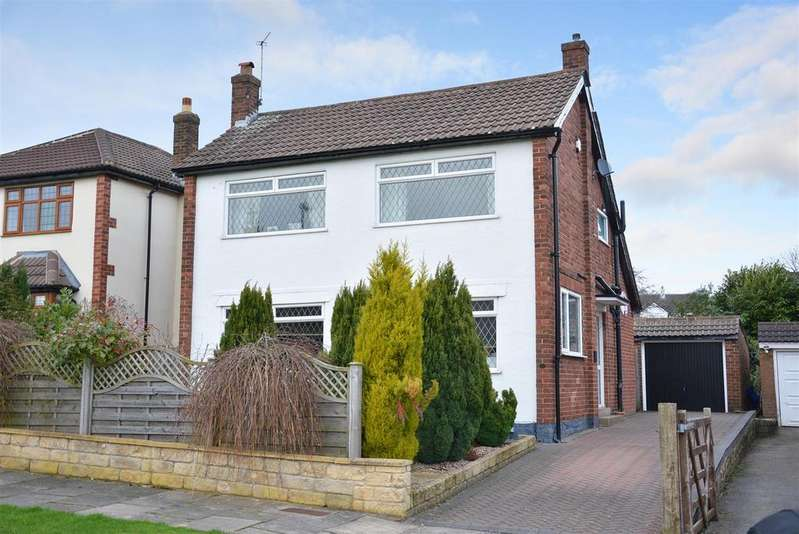 4 Bedrooms Detached House for sale in West End Close, Horsforth