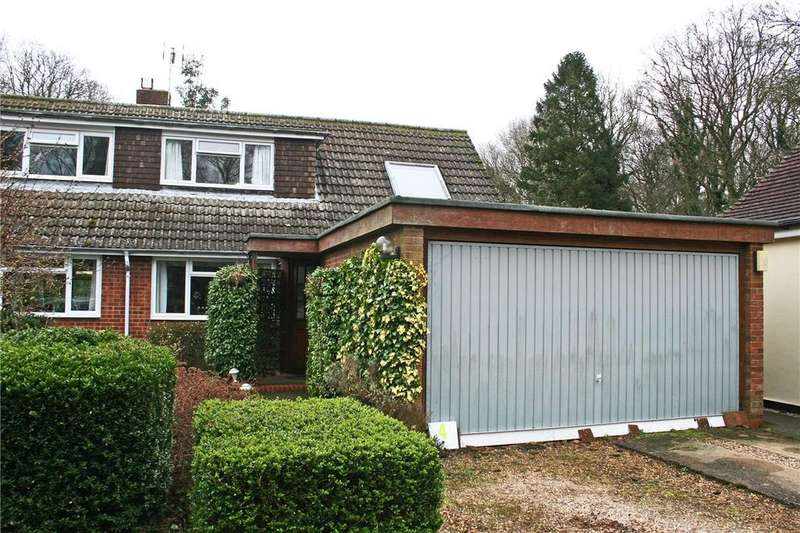 3 Bedrooms Semi Detached House for sale in Holywell Close, Studham, Dunstable, Bedfordshire