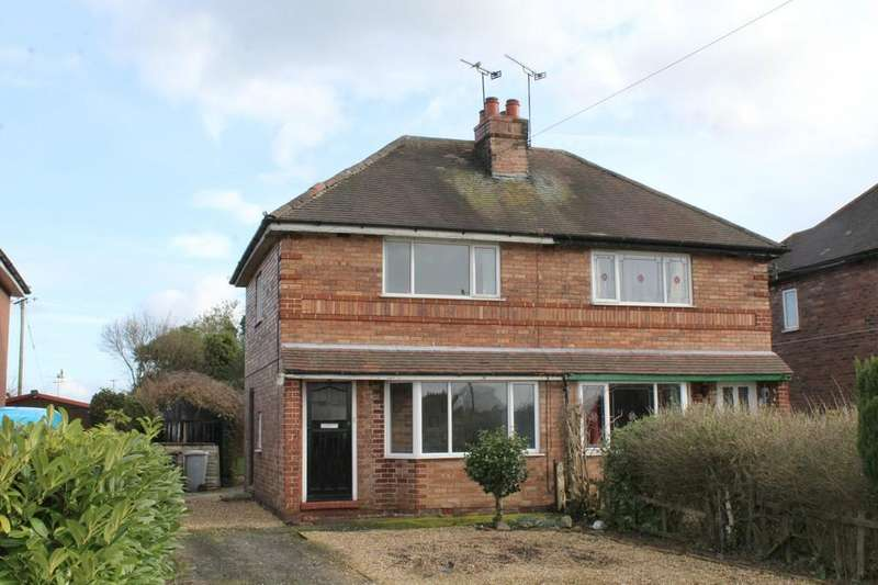2 Bedrooms Semi Detached House for sale in Whitchurch Road, Newhall
