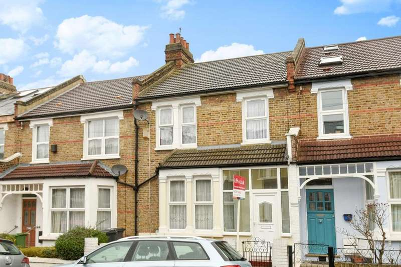 3 Bedrooms Terraced House for sale in Stillness Road, Forest Hill, SE23