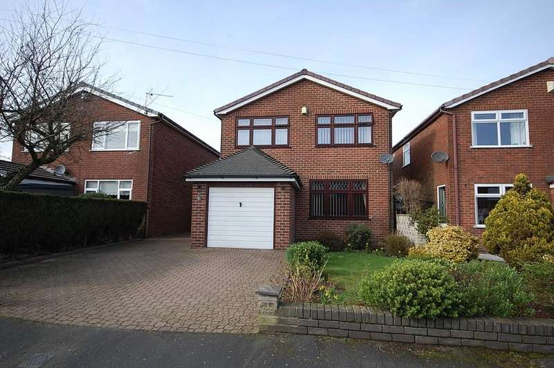 3 Bedrooms Detached House for sale in Padstow Drive, Windle, St. Helens