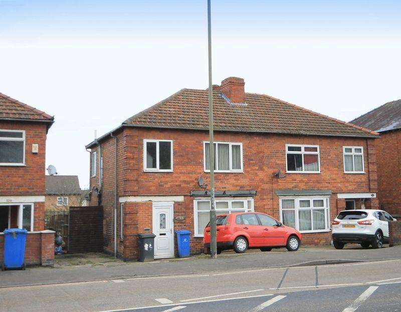 3 Bedrooms Semi Detached House for sale in OSMASTON PARK ROAD, ALLENTON