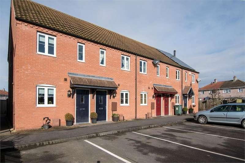 2 Bedrooms End Of Terrace House for sale in The Paddock, Kirton, Boston, Lincolnshire