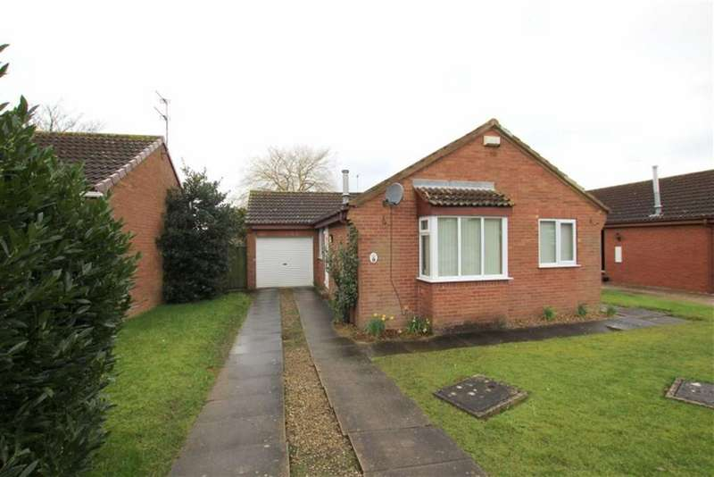 2 Bedrooms Detached Bungalow for sale in Ash Grove, Northallerton, North Yorkshire