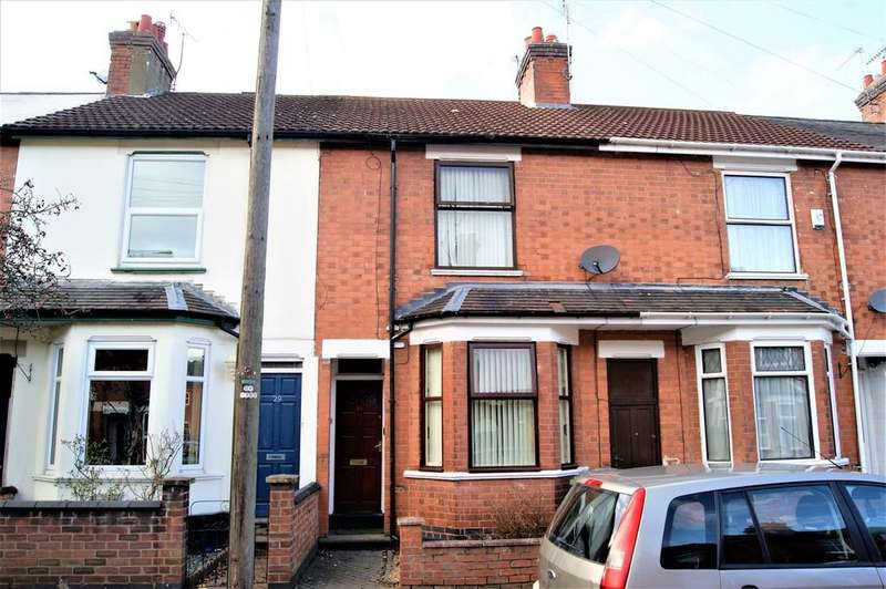 3 Bedrooms Terraced House for sale in Acacia Grove, Town Center, Rugby