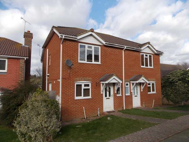 3 Bedrooms Semi Detached House for sale in Telscombe Close, Peacehaven, East Sussex