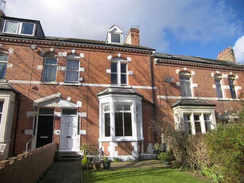 4 Bedrooms Terraced House for sale in Victoria Avenue, Whitley Bay, Tyne Wear, NE26