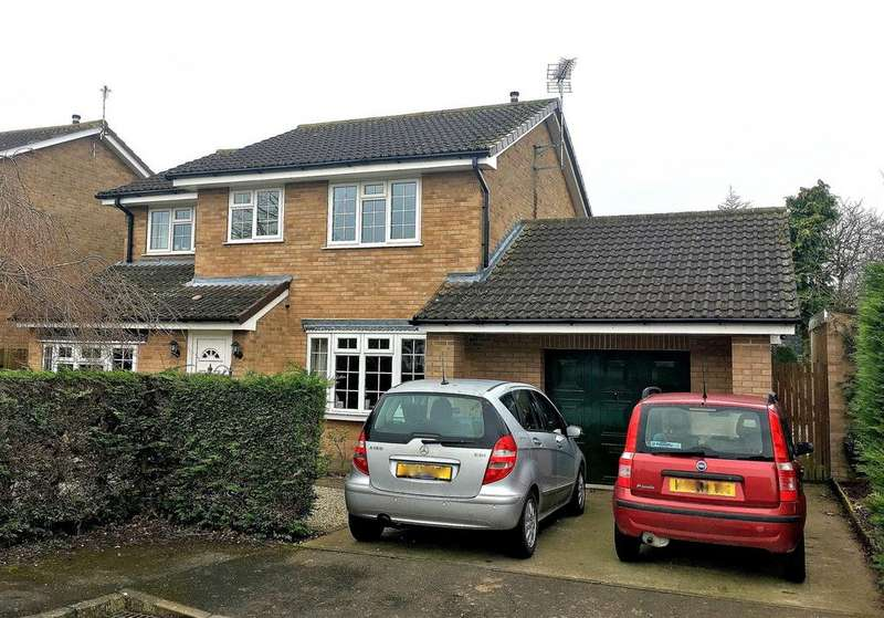 4 Bedrooms Detached House for sale in 32 Darrowby Close, Thirsk