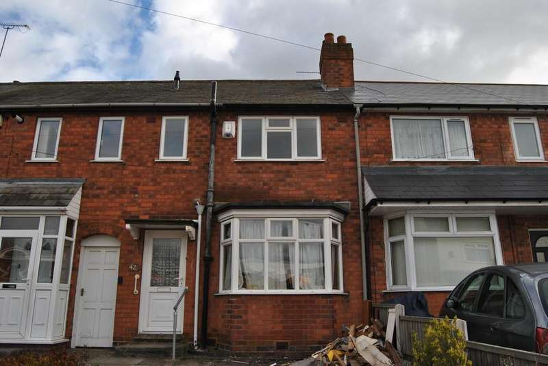 3 Bedrooms Terraced House for rent in Shipway Road, Yardley