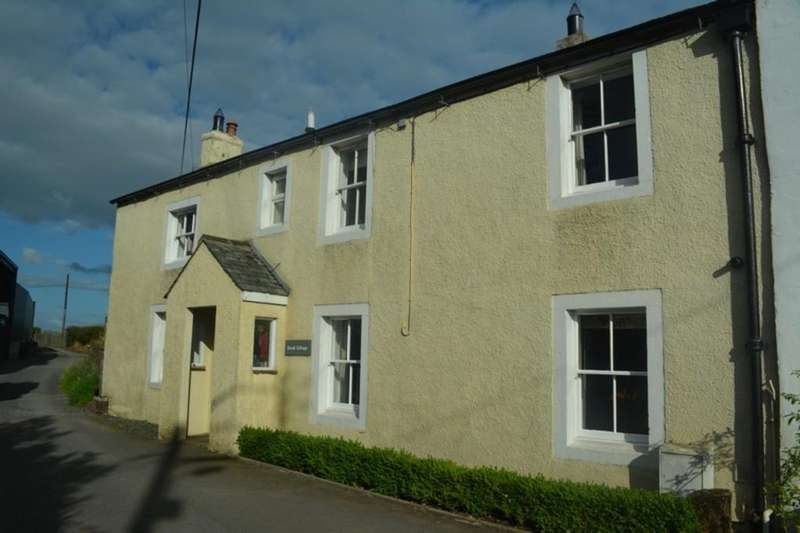 3 Bedrooms End Of Terrace House for sale in Blennerhasset, Wigton CA7 3QR