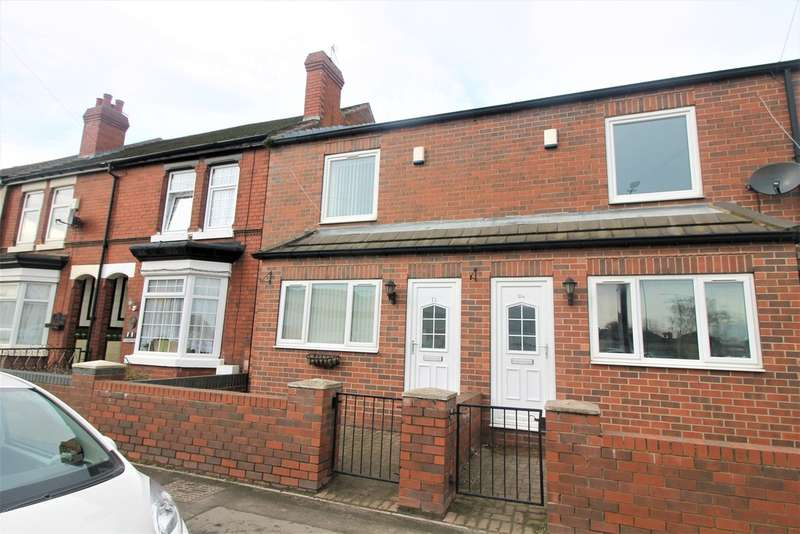 3 Bedrooms Terraced House for sale in Askern Road, Bentley