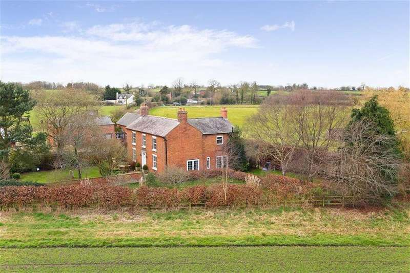 3 Bedrooms Country House Character Property for sale in Hollins Lane, Whitchurch, SY13