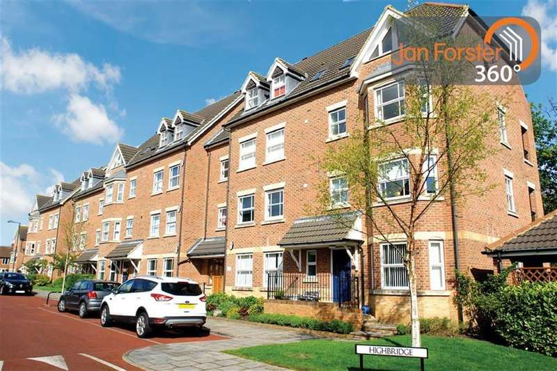 2 Bedrooms Apartment Flat for sale in Highbridge, Newcastle Upon Tyne, NE3
