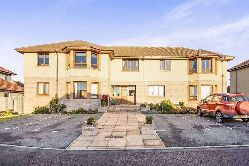 3 Bedrooms Flat for sale in Headland Rise, Burghead, Elgin, IV30