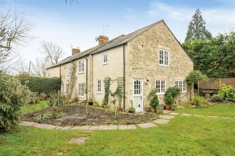 4 Bedrooms Semi Detached House for sale in Mill Green, Weald, Bampton