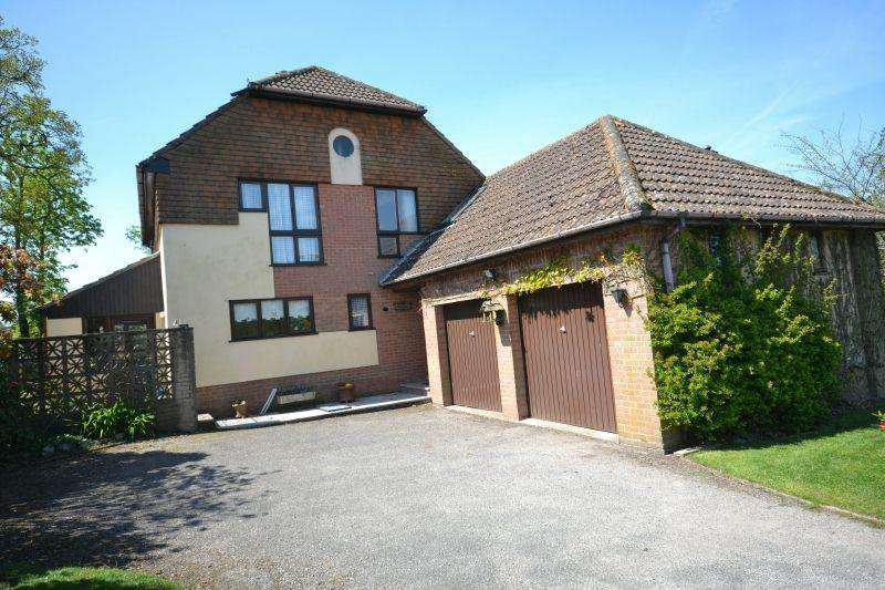 4 Bedrooms Detached House for sale in THE CHESTNUTS, AYLESBEARE