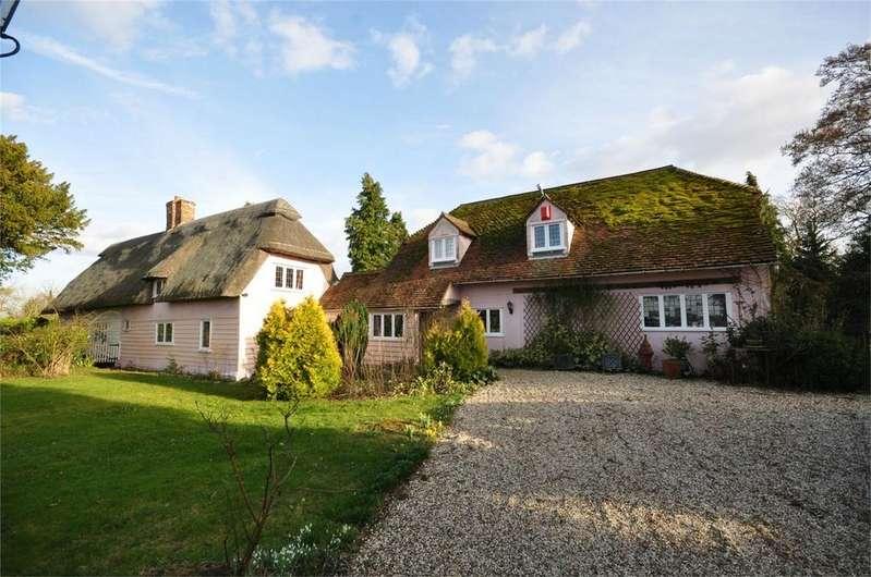 4 Bedrooms Semi Detached House for sale in Pelham Road, Clavering, Saffron Walden