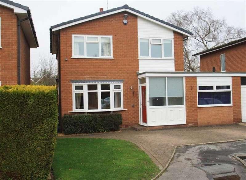4 Bedrooms Link Detached House for sale in Beechfield Avenue, Wilmslow