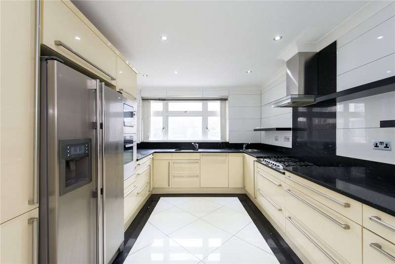 6 Bedrooms Terraced House for sale in Hyde Park Street, London