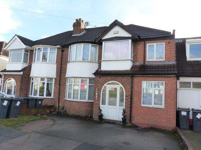 4 Bedrooms Semi Detached House for sale in Northolt Grove,Great Barr,Birmingham
