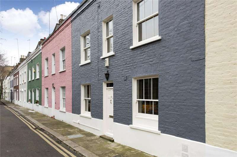 4 Bedrooms Terraced House for sale in Wandon Road, London, SW6