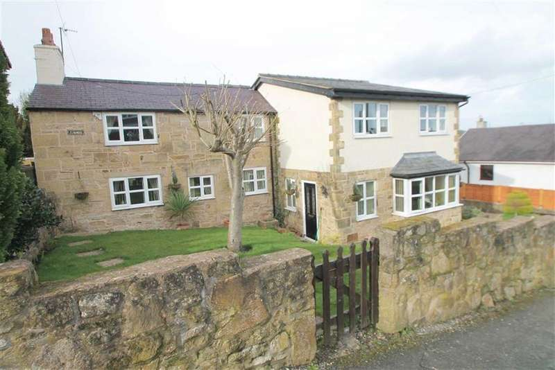 4 Bedrooms Detached House for sale in Griffiths Road, Coedpoeth, Wrexham