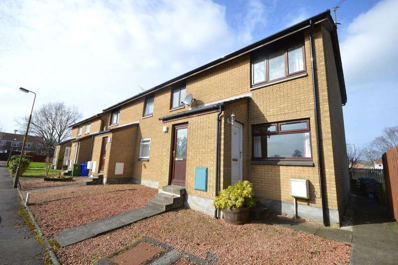 2 Bedrooms Flat for sale in Maurice Avenue, Stirling, FK7