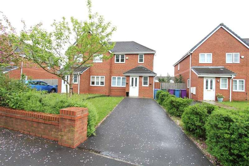 3 Bedrooms Semi Detached House for sale in Waterpark Drive, Liverpool, Merseyside, L28