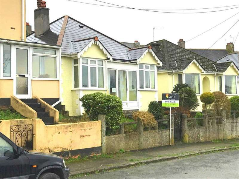 2 Bedrooms Detached Bungalow for sale in Sydney Road, Torpoint