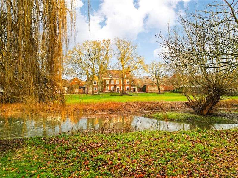 5 Bedrooms Detached House for sale in Preston Crowmarsh, Wallingford, Oxfordshire, OX10