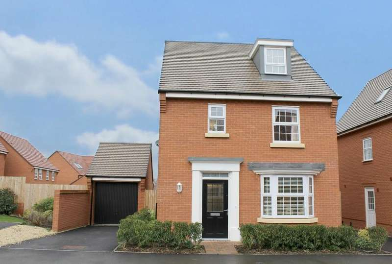 4 Bedrooms Detached House for sale in The Squirrels, Whitchurch