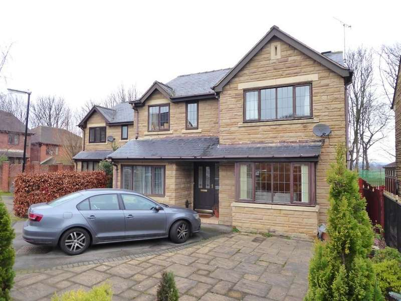 4 Bedrooms Detached House for sale in Kings Approach, Bramley