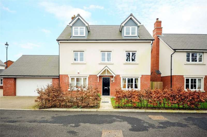 4 Bedrooms Detached House for sale in Ty Gwyn Gardens, Penylan, Cardiff, CF23