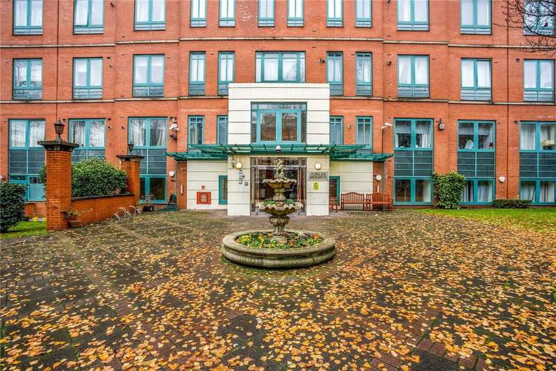 2 Bedrooms Flat for sale in Jubilee Heights, 1 Shoot Up Hill, London, NW2