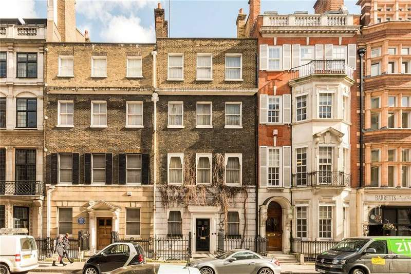 8 Bedrooms Semi Detached House for sale in Wimpole Street, Marylebone, London, W1G