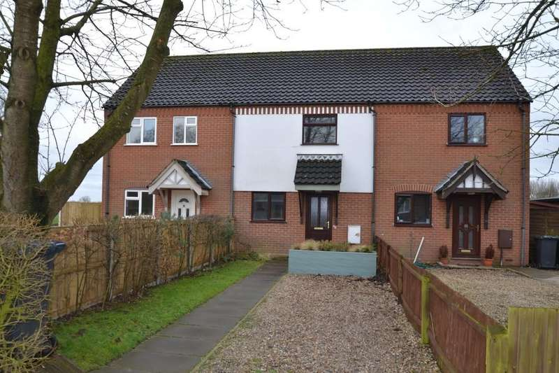 2 Bedrooms Terraced House for sale in Hindolveston