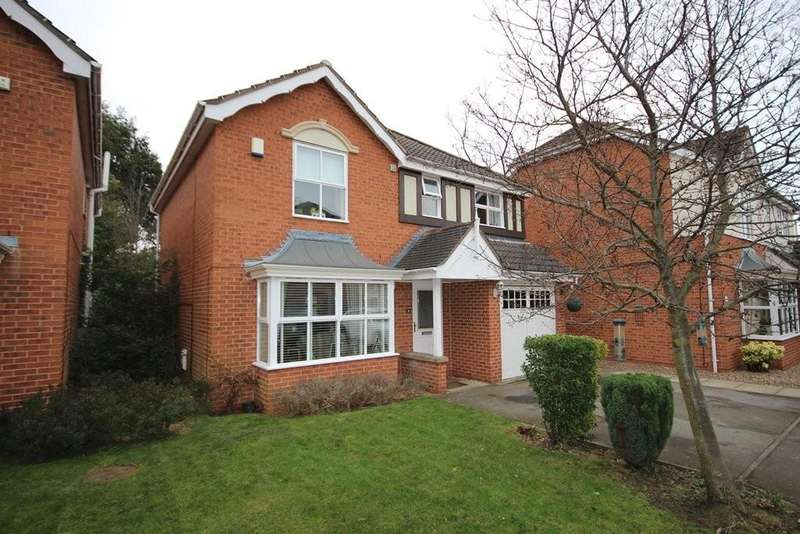 4 Bedrooms Detached House for sale in Highbrook Fall, Lofthouse