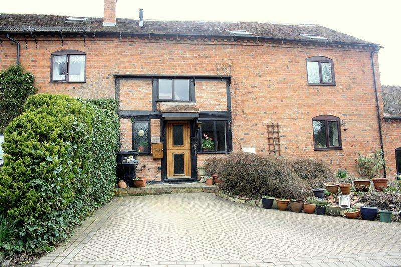 4 Bedrooms Terraced House for sale in Hill Furze, Pershore