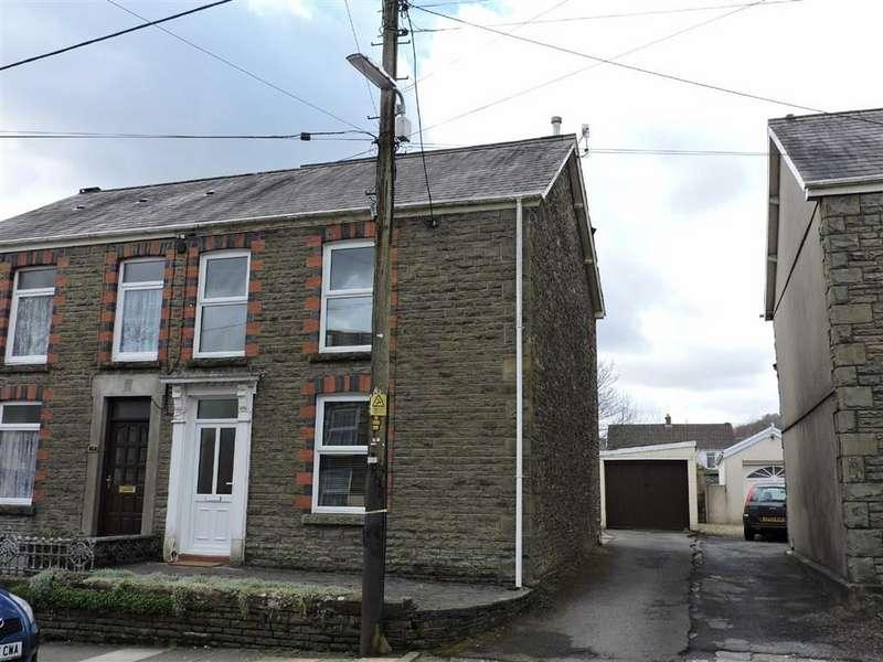 3 Bedrooms Property for sale in George Street, Pontardawe