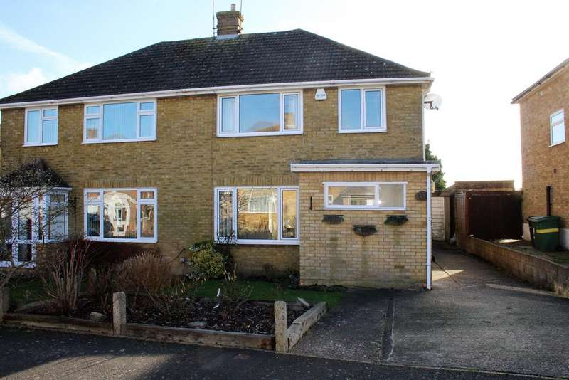 3 Bedrooms Semi Detached House for sale in Springett Way, East Farleigh, Maidstone ME17