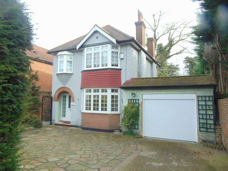 3 Bedrooms Detached House for sale in Sevenoaks Way, Orpington, Kent