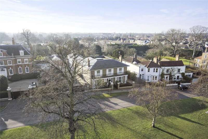 5 Bedrooms Link Detached House for sale in Ham Common, Richmond, Surrey, TW10
