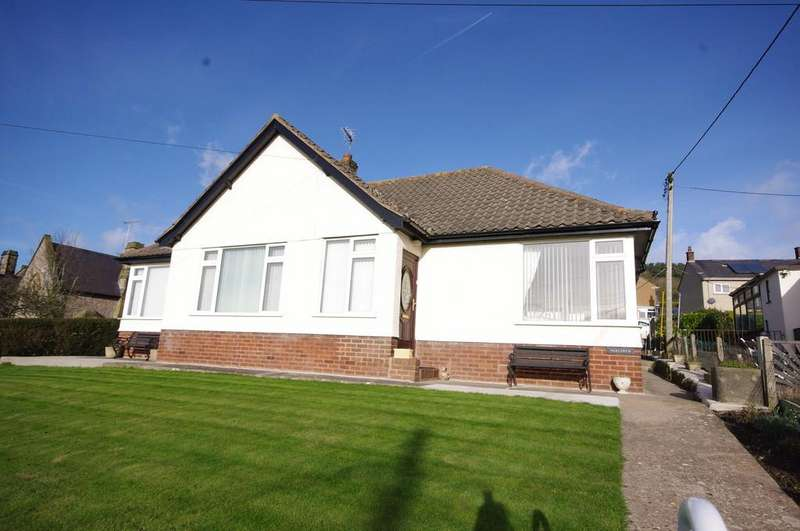 3 Bedrooms Detached Bungalow for sale in London Road, Trelawnyd