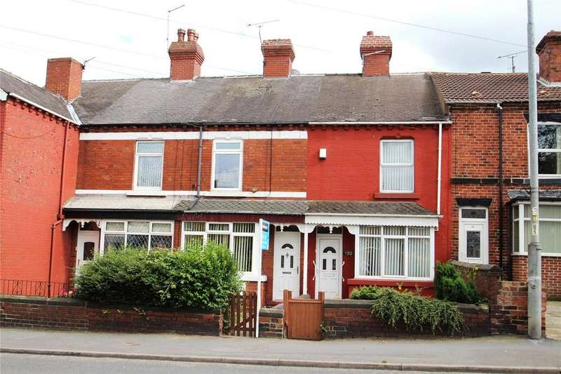 2 Bedrooms Terraced House for sale in White Apron Street, South Kirkby, WF9